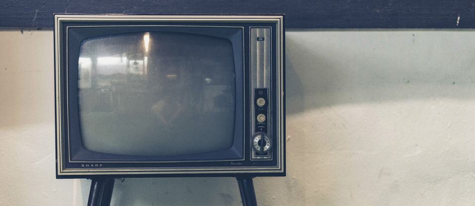 the televison in the 20th Century reached a level where homes needed to unplug